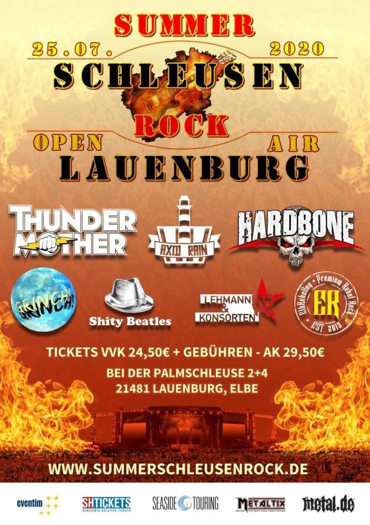 Summer Schleusen Rock